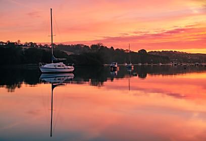 Penryn Harbour Sunrise #1