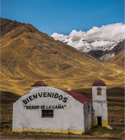 Altiplano view