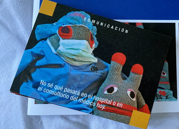 Cards Only: Children with Cancer- SPANISH