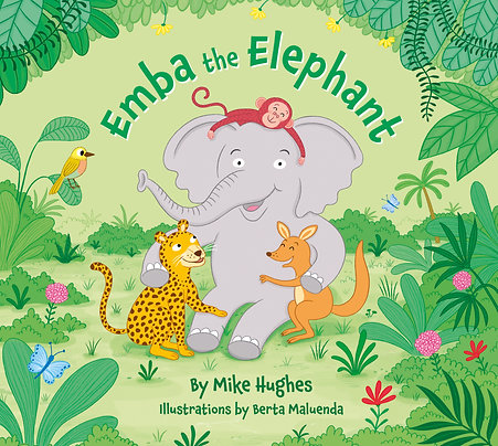 Emba the Elephant (children's picture book)