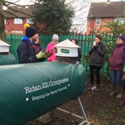 Talking compost - How do we do it?