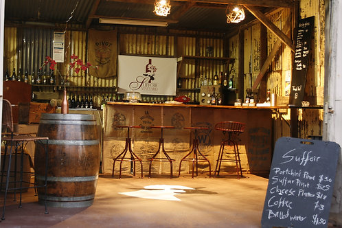 Gift Voucher to be spent at Cellar Door