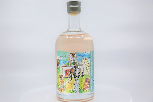 Suffoir Wild Cherry Gin - 500ml