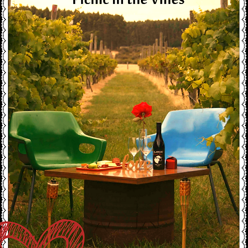 Deluxe Picnic in the Vines including transport
