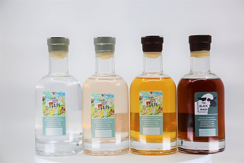 Suffoir Gin and Brandy Combo ( 4 x 200ml)