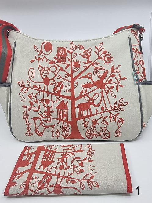 Tamelia Nappy Bags