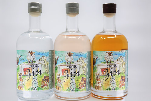 Suffoir Combo Gin - (3 x 500ml)