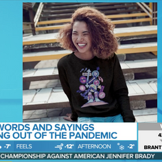 In an effort to bring some lockdown levity, we put into words the new and confusing feelings we were all experiencing. We stuck the illustrations on merch to raise funds for mental health organizations CAMH and Jack.org. Excitingly, our cause landed on Breakfast Television!
