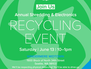 Windermere Midtown Recycling Event