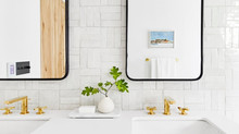 """What We've Learned From Renovating Hundreds of Bathrooms"" by Domino"