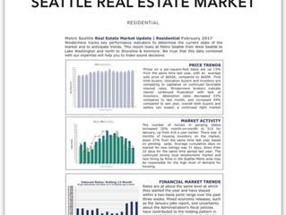 Seattle Real Estate Market Update | February 2017