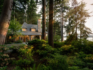 Holmes Harbor Estate on Whidbey Island