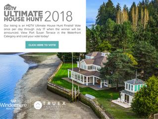 Port Susan Terrace is an HGTV Ultimate House Hunt Finalist!