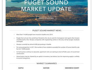 Puget Sound Market Update | June 2018