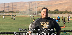 Brad Ledwith - Founder of Outlaws