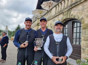 Sieg an der Deutschen Meisterschaft mit Team New Moon II auf dem Wannsee