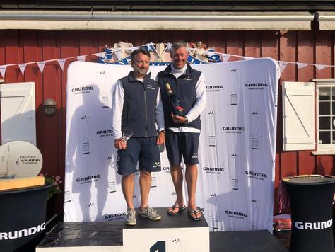 Sieg an der Grundig Hankö Race Week vom 27-29 Juni 2019!