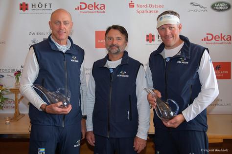 5.5mIC Robbe & Berking Sterling Cup 2019, 13-15 Juni, Bronze-Medaille nach 6 Wettfahrten in drei
