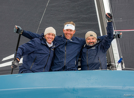 5.5mIC Weltmeisterschaft in Cowes GBR, 20-24 August 2018. Weltmeister!!!