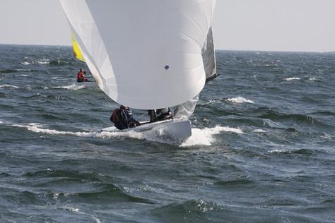 5.5mIC Weltmeisterschaft, 24-28 August 2015, Nyanshamn Schweden, Platz 6 on board Zicca SUI 201