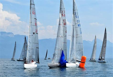 5.5mIC Schweizermeisterschaft Pully, 22-25 Juni 2017