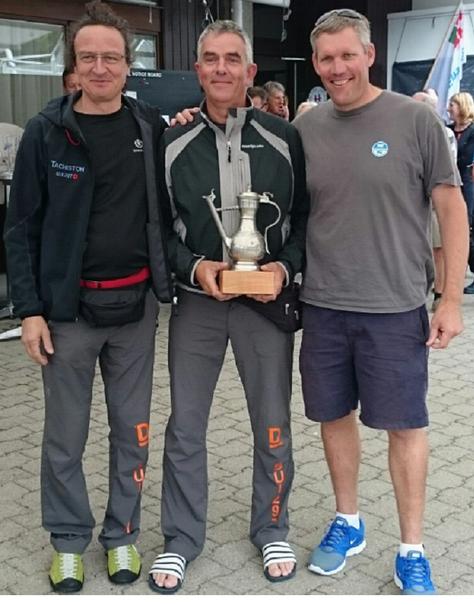 Drachen Jungfrautrophy 2015, TYC Thun, Sieg in sämtlichen Wettfahrten!!!