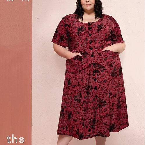 Friday Pattern Co. Hughes Dress