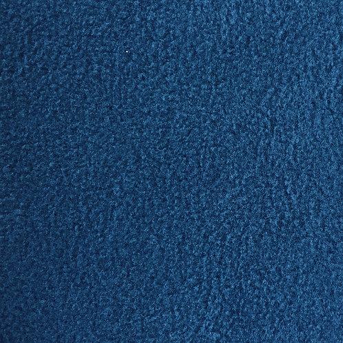 Anti-Pill Velour Fleece - Estate Blue (half metre)