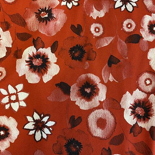 Avalana Jersey- Red (half metre)