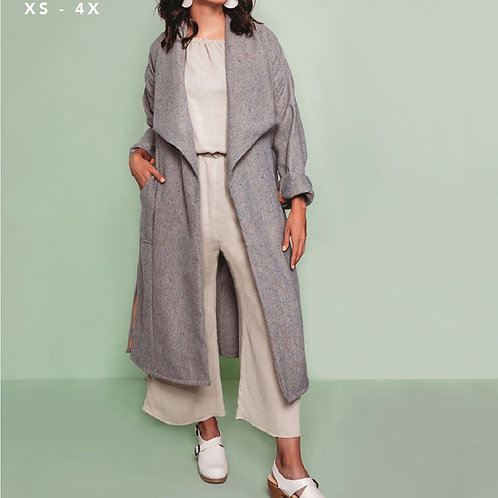 Friday Pattern Co. Cambria Duster