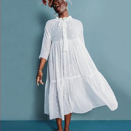Friday Pattern Co. Wilder Gown
