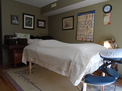 HOPE Massage Therapy Home Office