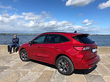 Ford electrifies - We review the Ford Kuga.
