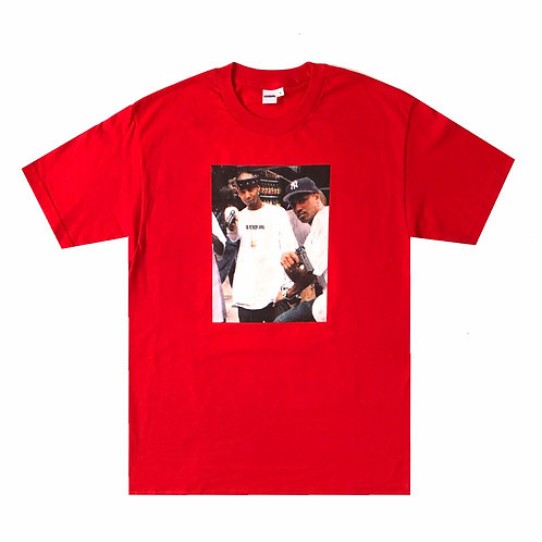DIPSET TEE (RED)