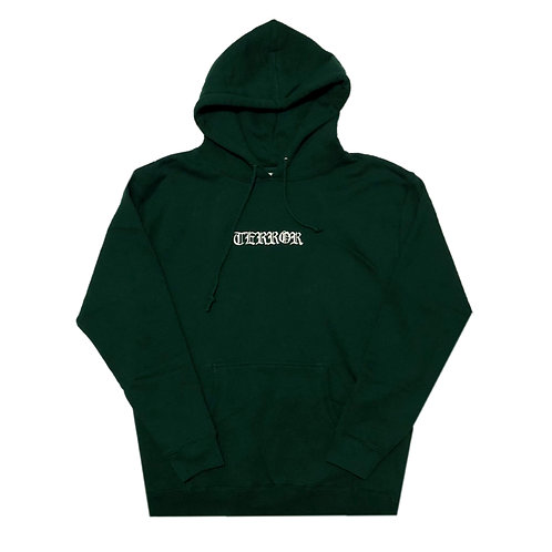 LOGO HOODIE (FOREST GREEN)