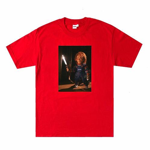 CHUCKY TEE (RED)