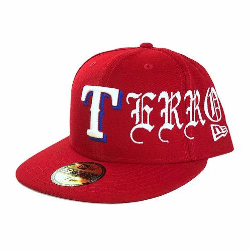 TERROR®/RANGERS® AWAY TEAM HAT