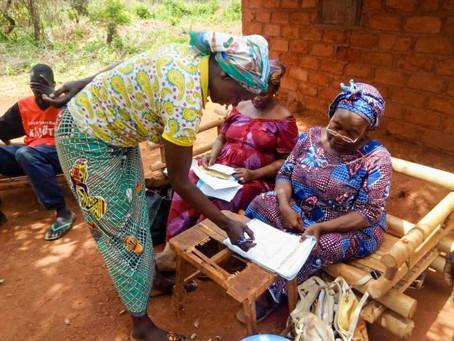 Em meio a ciclos de guerra, comunidade resiliente estimula esperança na República Centro-Africana