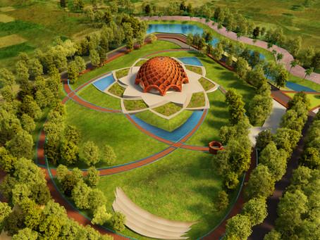 Projeto de Templo Local é divulgado na Índia