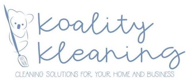 Koality Home Kleaning cleaning services logo