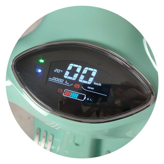 Kito 3000 LCD display