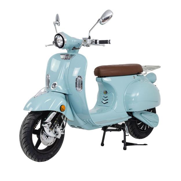 Kito3000 blau Frontansicht