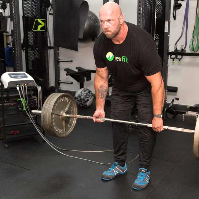 Can you get strong with the Neubie?