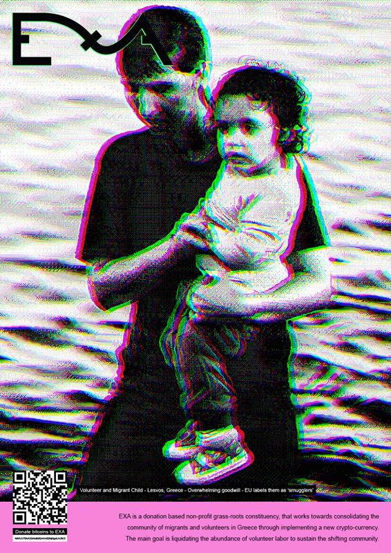 Volunteer and Migrant Child