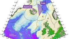 China's Deep Sea Oil Drilling Around Iceland