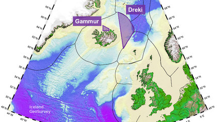 China's Deep Sea Oil Drilling Around Iceland