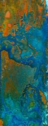 Copper Patina Sample