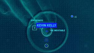 STRP Keynote - Kevin Kelly - The Inevitable + Introduction by Koort van Mensvoert