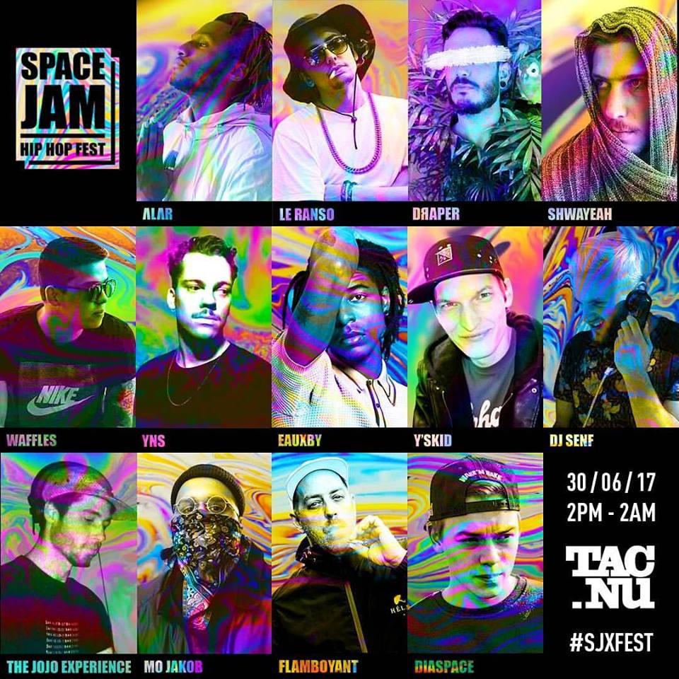 Space Jam X