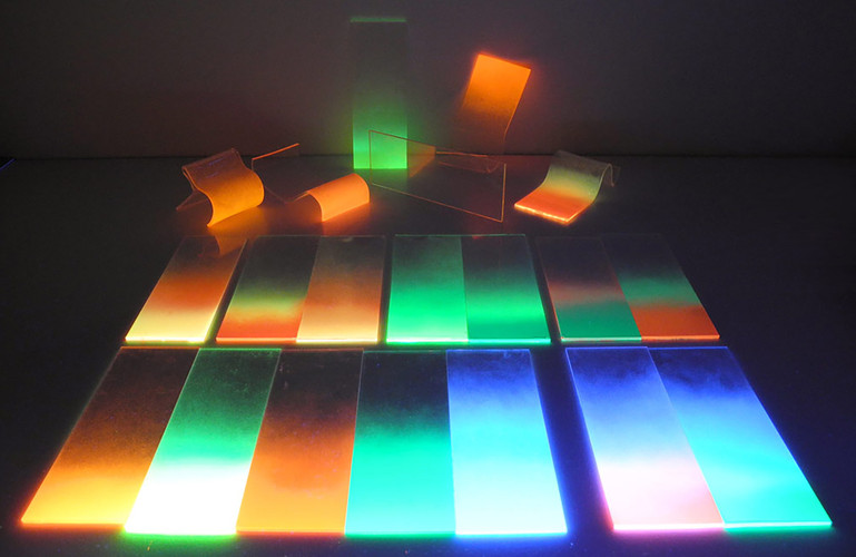 Color Samples UV